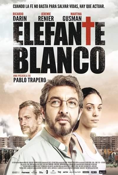 Poster Elefante Blanco